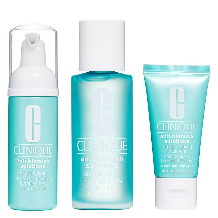 Clinique Anti-Blemish Solutions 3 Steps System 50 x 100 x 30 ml
