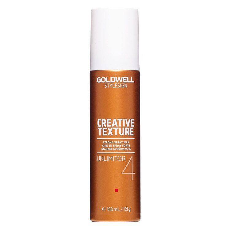 Goldwell Stylesign Creative Texture Unlimitor Strong Spray Wax 150 ml