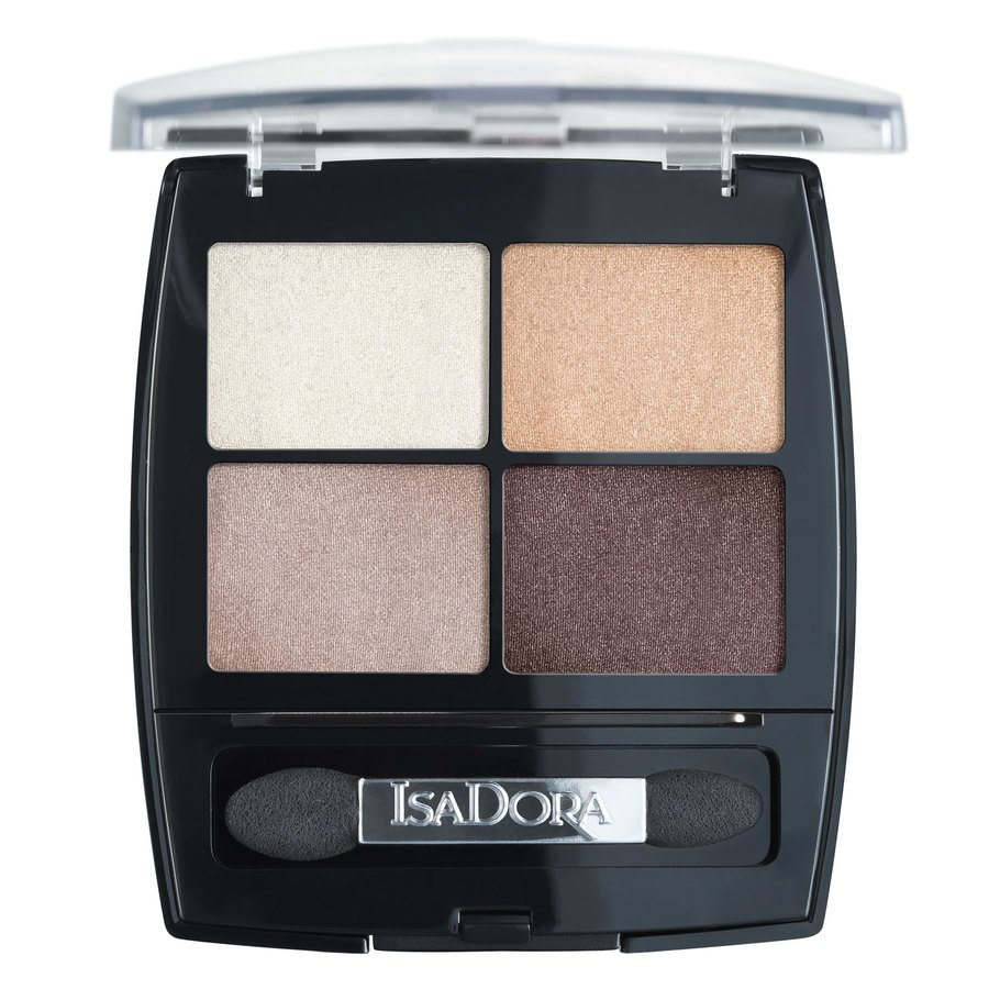 IsaDora Eye Shadow Quartet 35 Pearls 5 g