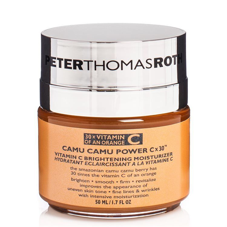 Peter Thomas Roth Camu Camu Power c x 30 Vitamin C Brightening Moisturizer 50ml