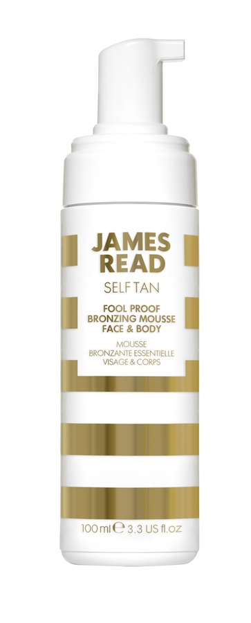 James Read Fool Proof Bronzing Mousse Face & Body 100 ml