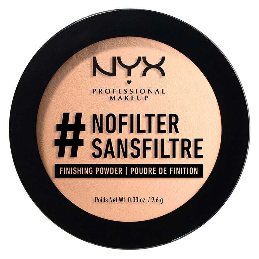NYX Professional Makeup #NoFilter Finishing Powder Light Beige NFFP05 9,6g