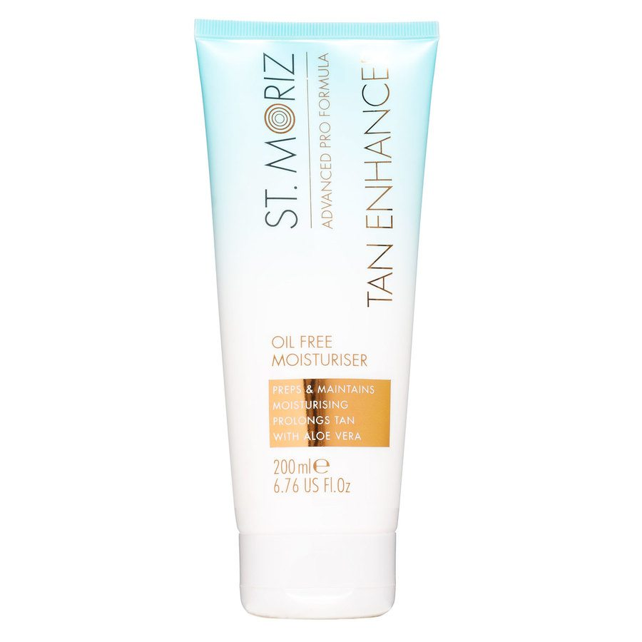 St. Moriz Advanced Pro Formel Tan Enhancer Oil Free Moisturiser 200 ml