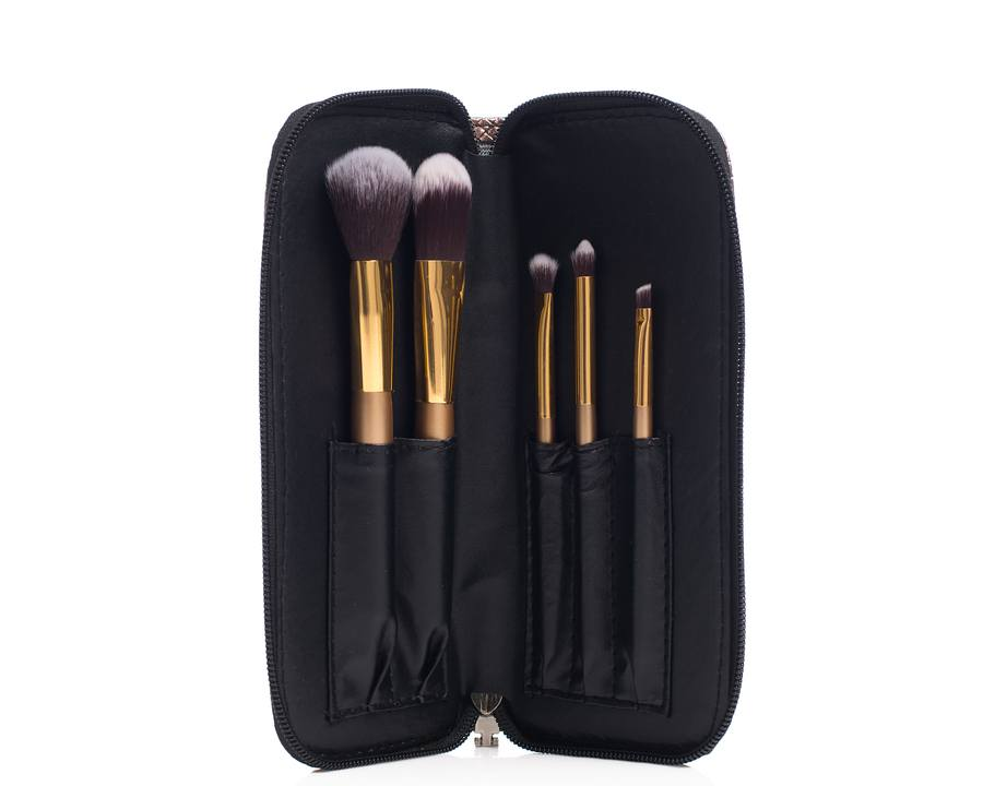 Shela's Brush Collection i 5 delar
