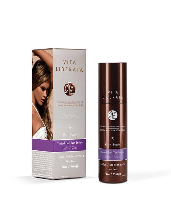 Vita Liberata Rich Face Tinted Self Tan Lotion 100 ml