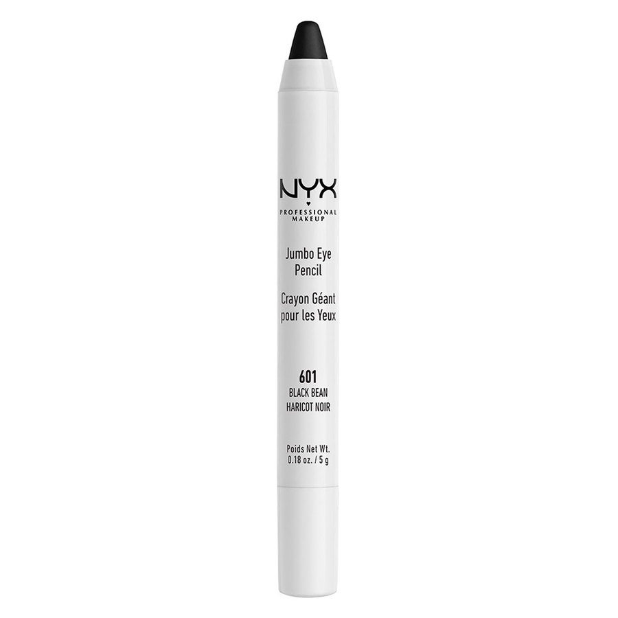 NYX Prof. Makeup Jumbo Eye Pencil Black Bean
