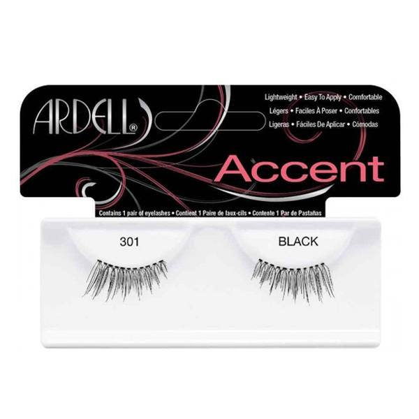 Ardell Accent Fashion Lashes 301 Black