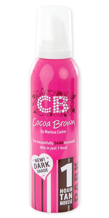 Cocoa Brown by Marissa Carter 1 Hour Tan Mousse Dark 150 ml