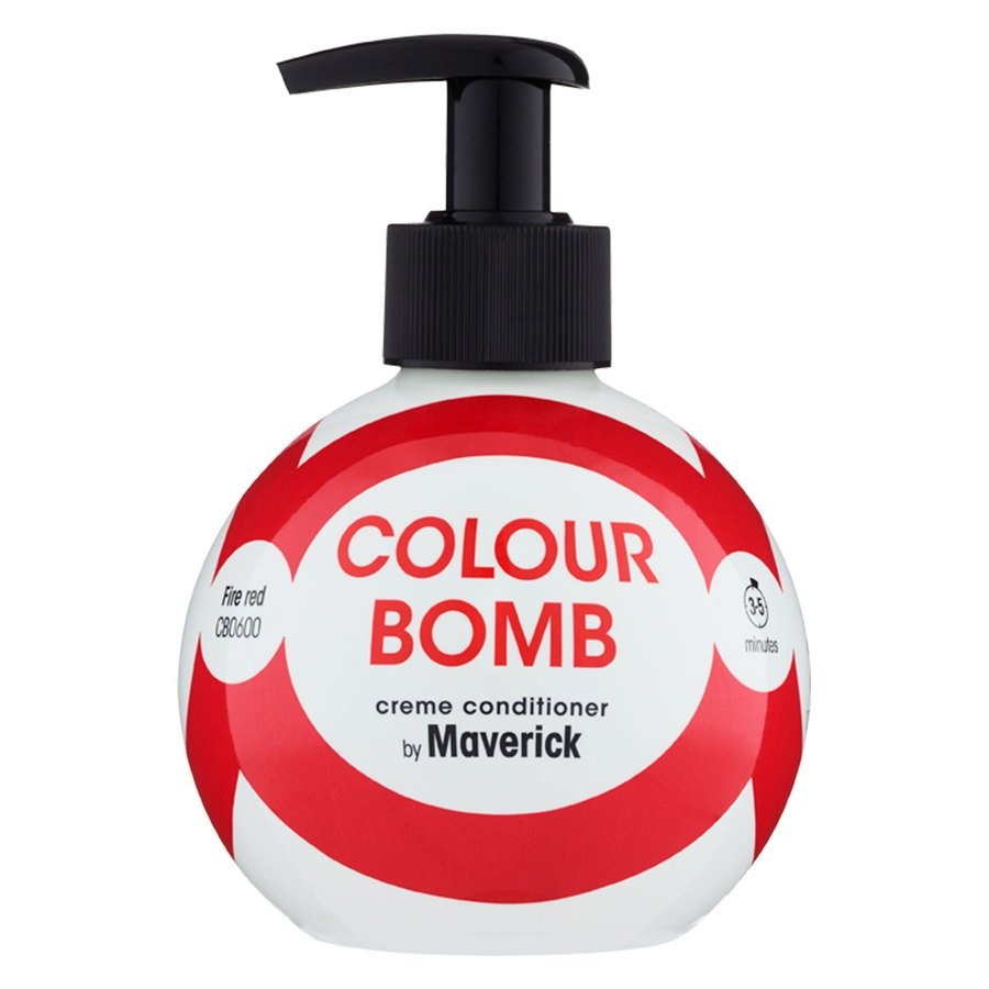 Colour Bomb Färgbalsam Fire Red 250 ml