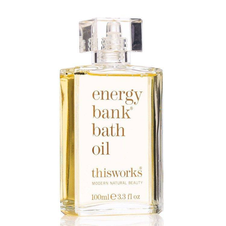 This Works Energy Bank Bath Oil 100 ml