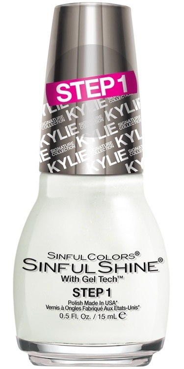 Kylie Jenner Sinful Colors Neglelakk Kovet #2056 15ml