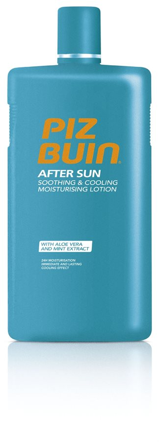 Piz Buin After Sun Soothing & Cooling Moisturizing Lotion 400ml