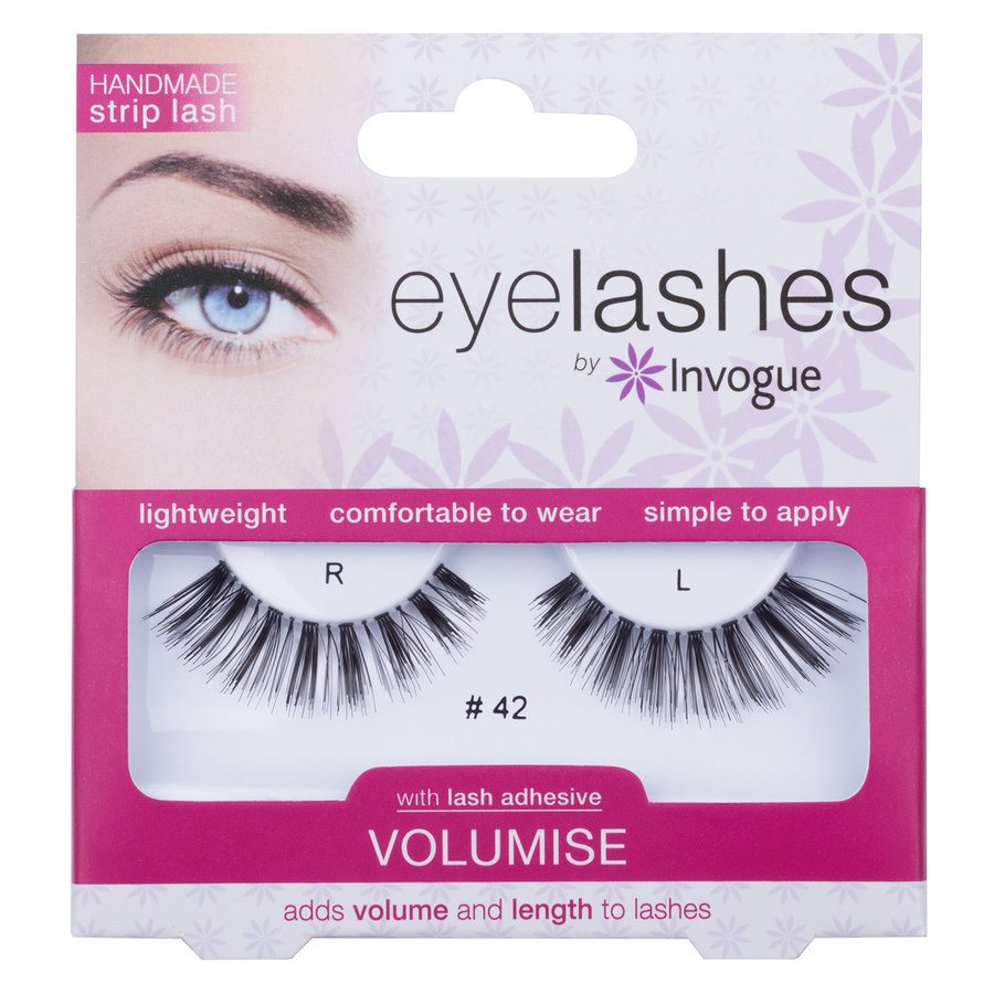 Invogue Eyelashes #42 Glamourise