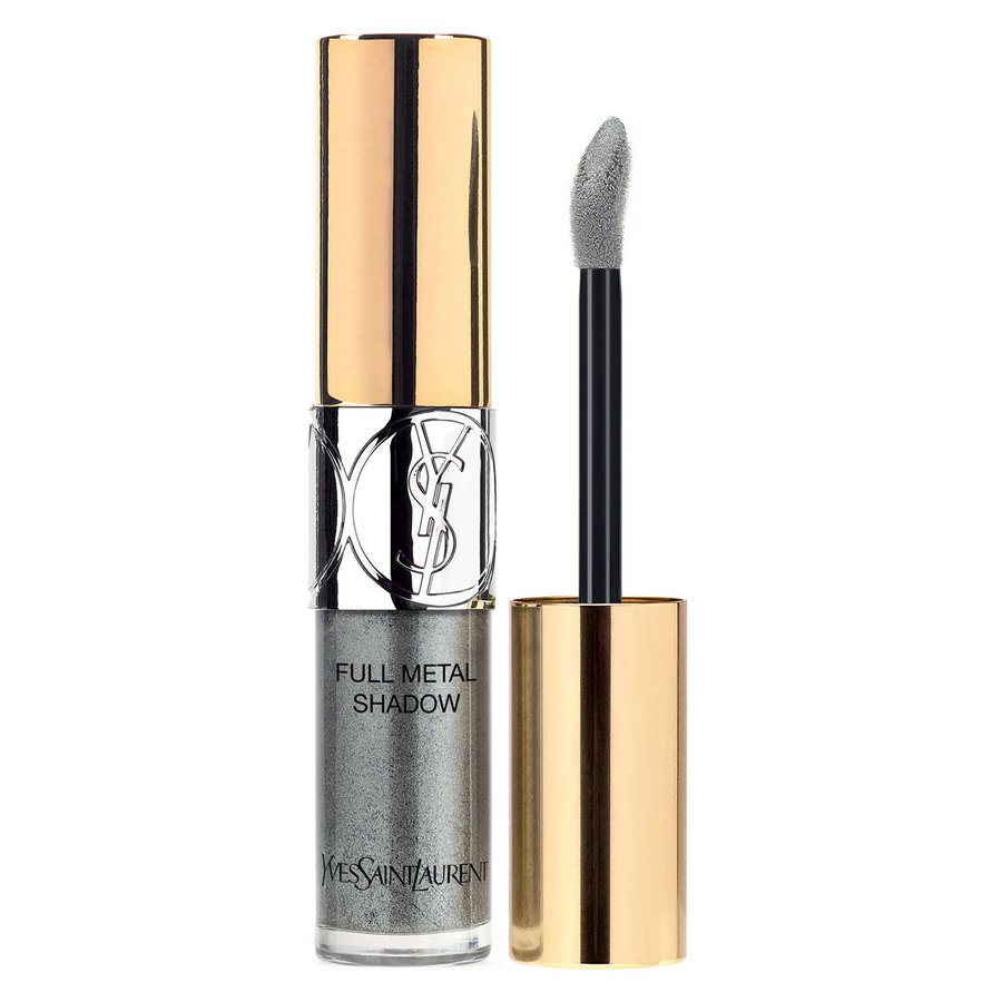 Yves Saint Laurent Full Metal Shadow Liquid Eyeshadow #1 Grey Splash