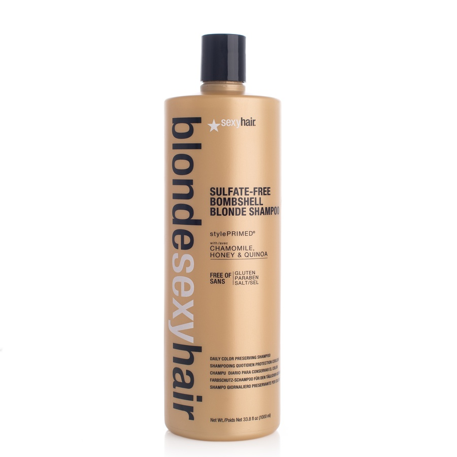 Sexy Hair Blonde Shampoo 1000 ml