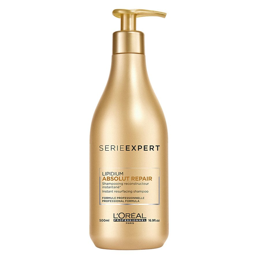 L'Oréal Professionnel Série Expert Lipidium Absolut Repair Shampoo 500ml