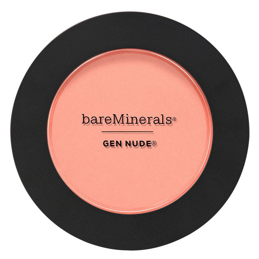 Bare Minerals Gen Nude Powder Blush Pretty in Pink 6 g