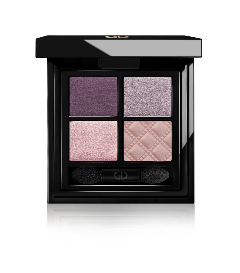 Ga-De Idyllic Soft Satin Eyeshadow Palette No.38 Purple Dust