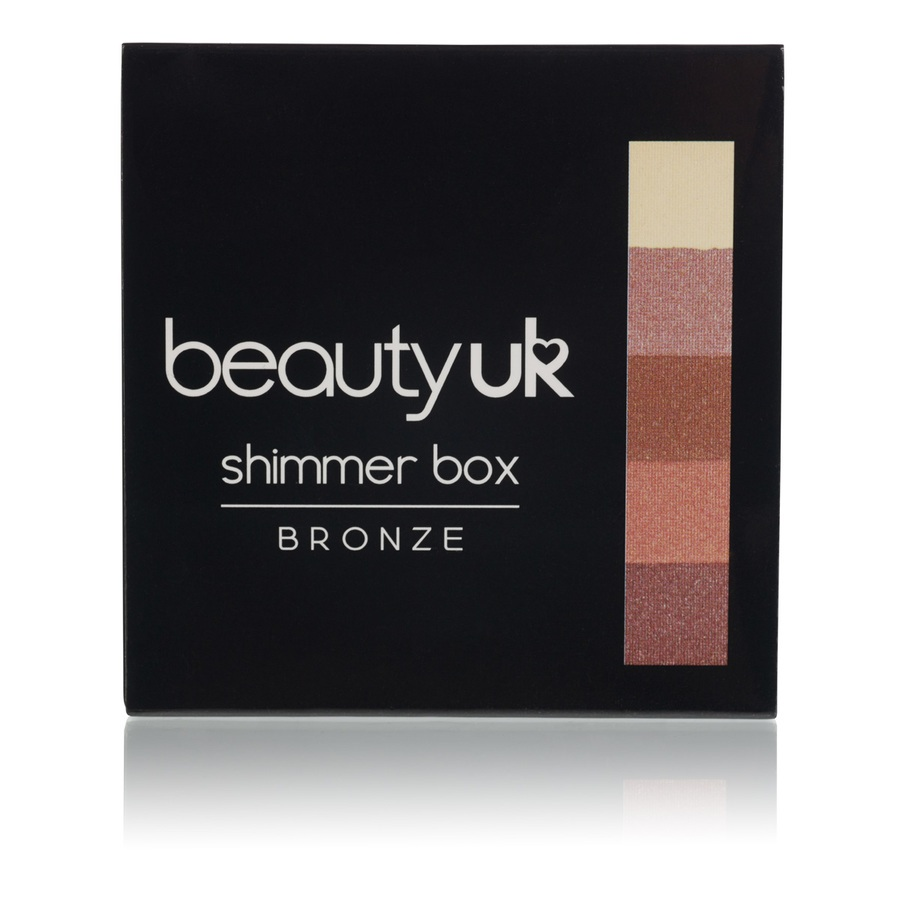 Beauty UK Shimmer Box Nr. 1 Bronze