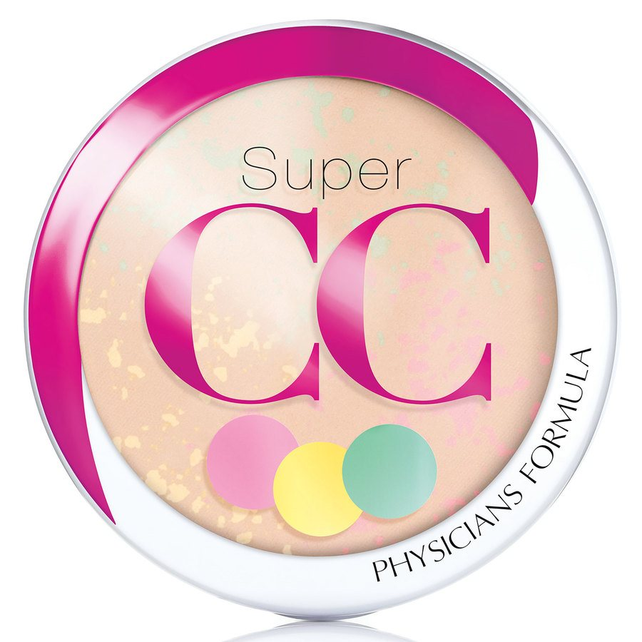 Physicians Formula Super CC Color-Correction + Care CC Powder SPF30 Light/Medium 8,5g