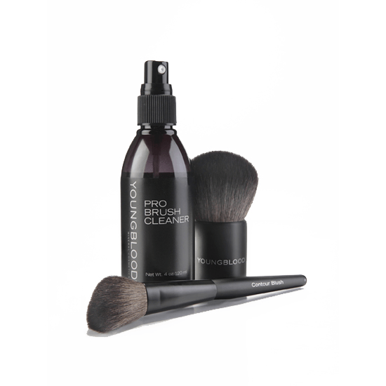 Youngblood Pro Brush Cleaner 120 ml
