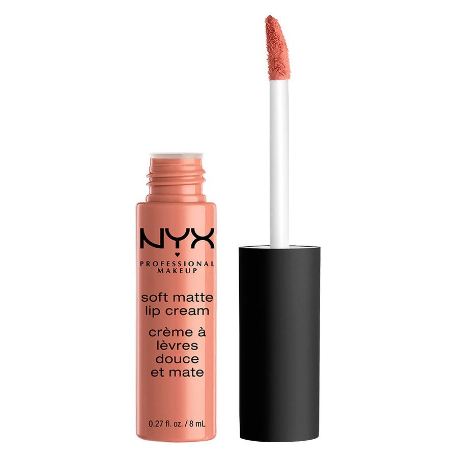 NYX Professional Makeup Soft Matte Lip Cream Stockholm