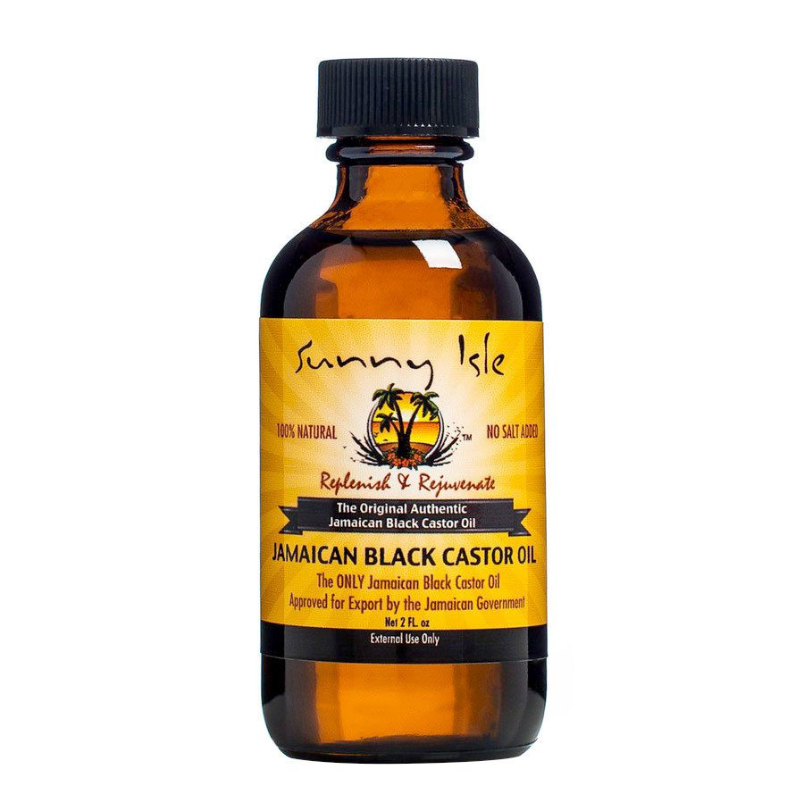 Sunny Isle Castor Oil  Regular Jamaican Black 60ml
