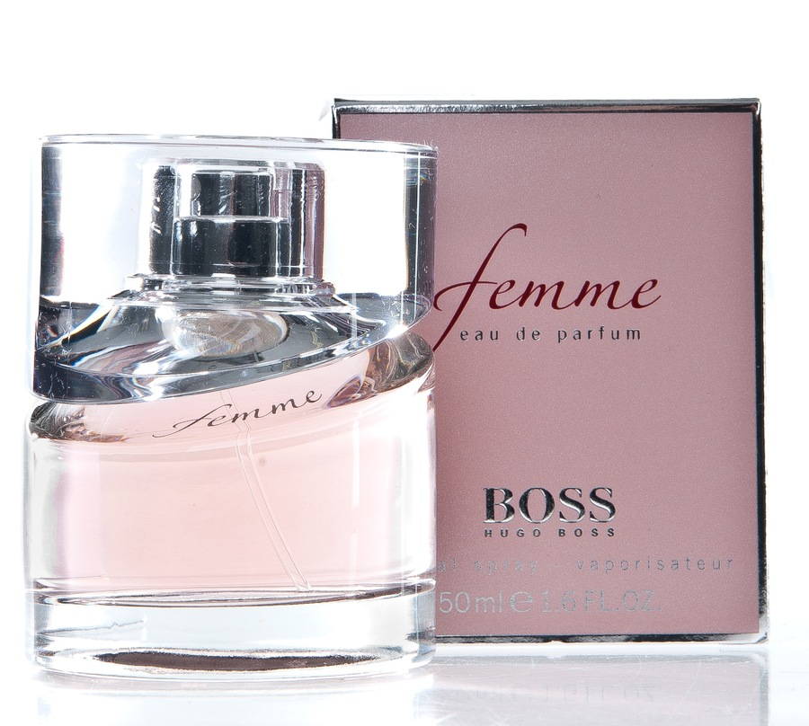 Hugo Boss Femme Eau De Parfum For Women 50ml