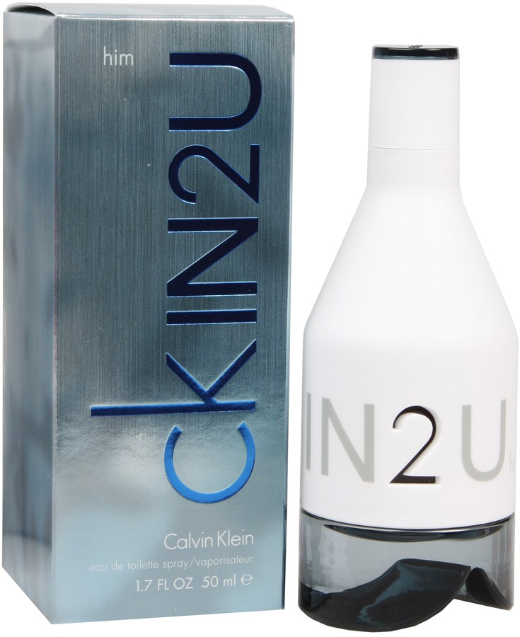 Calvin Klein In2u Him Eau De Toilette 50ml