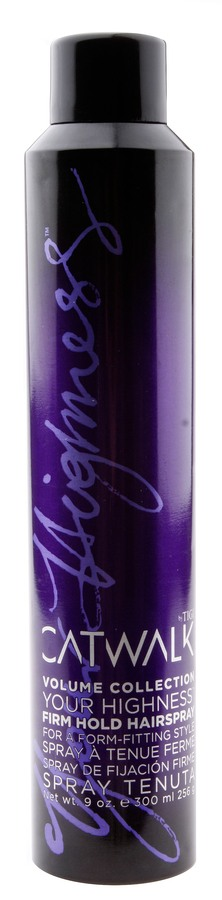 TIGI Bed Head Your Highness Firm Hold Hairspray 300 ml