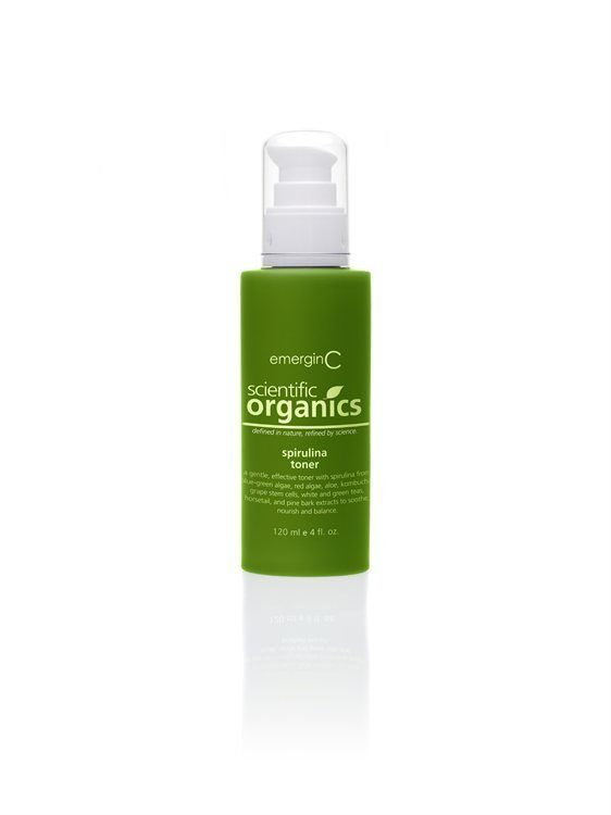 EmerginC Scientific Organics Spirulina Toner 120 ml