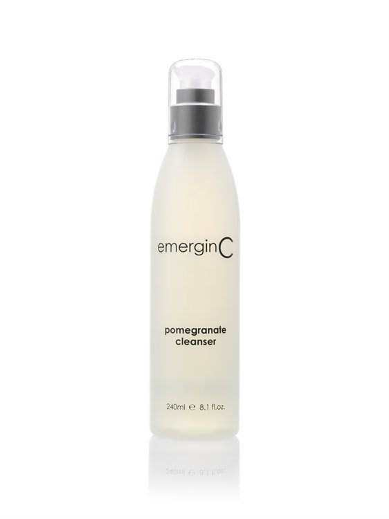 EmerginC Pomegranate Gel Cleanser 240 ml