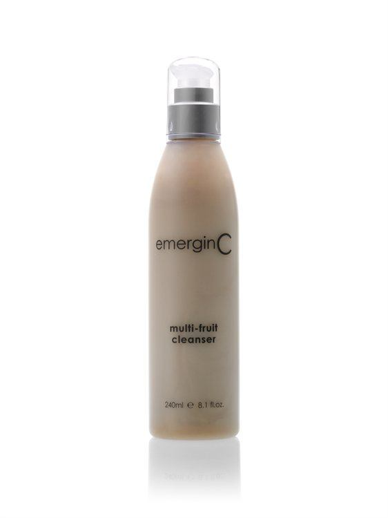 EmerginC Multi-Fruit Cleanser 240 ml