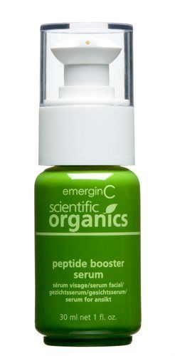 emerginC Scientific Organics Peptide Booster Serum 30 ml