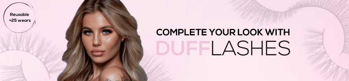 DuffLashes Banner